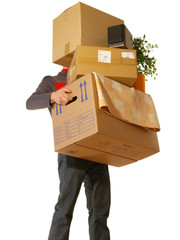 Miért praktikus a dobozok használata költözéskor? – Mi megmutatjuk!