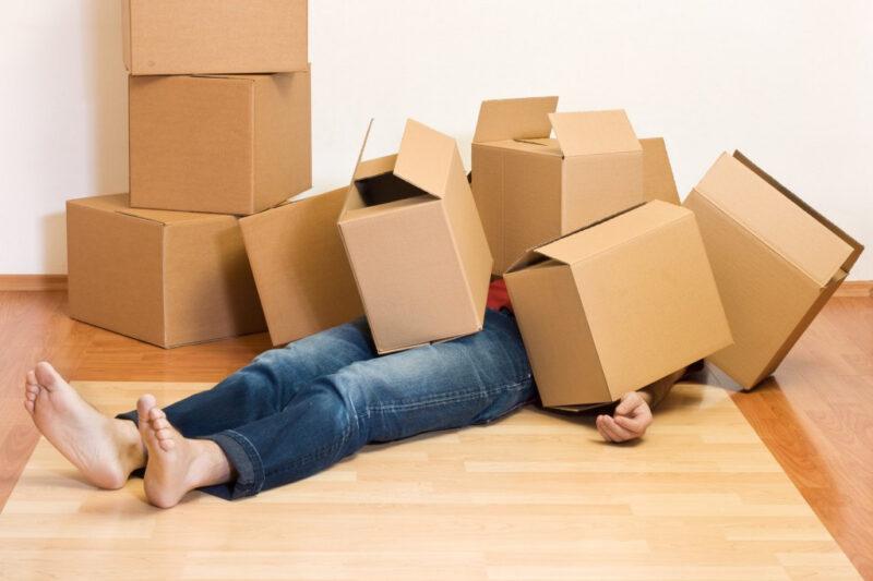Azonnali költözés