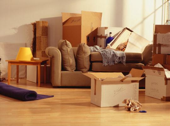 Költözés perc alapú díjazással